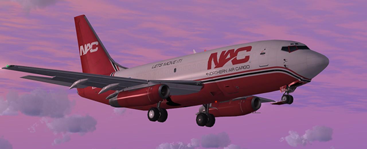 The Boeing 737-200adv | FAIB - FSX AI Bureau