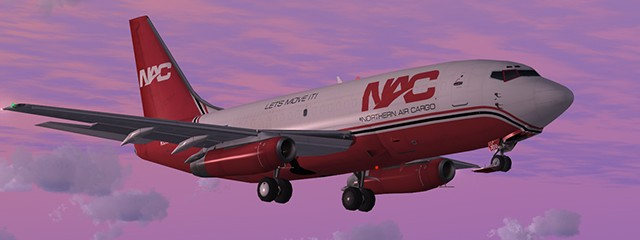 Canadian Virtual Airlines • View topic - TinMouse B737-200F