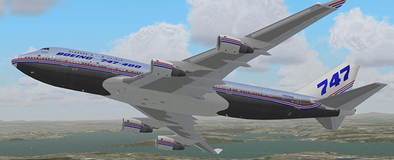 The 747-400 is ready and more… | FAIB - FSX AI Bureau