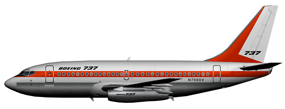 Boeing 737-200adv