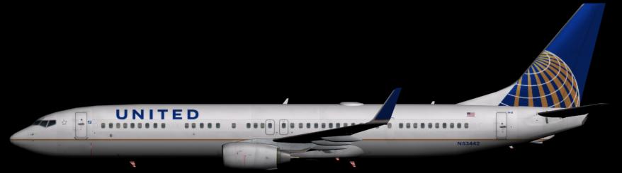 united airlines 737900 faib fsx ai bureau