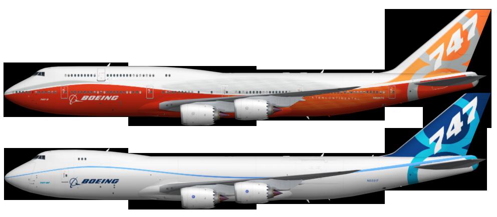 Boeing 747-8   FAIB - FSX AI Bureau