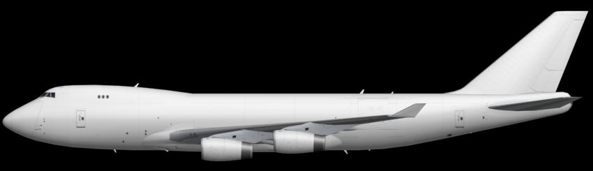 Boeing B747-400ERF